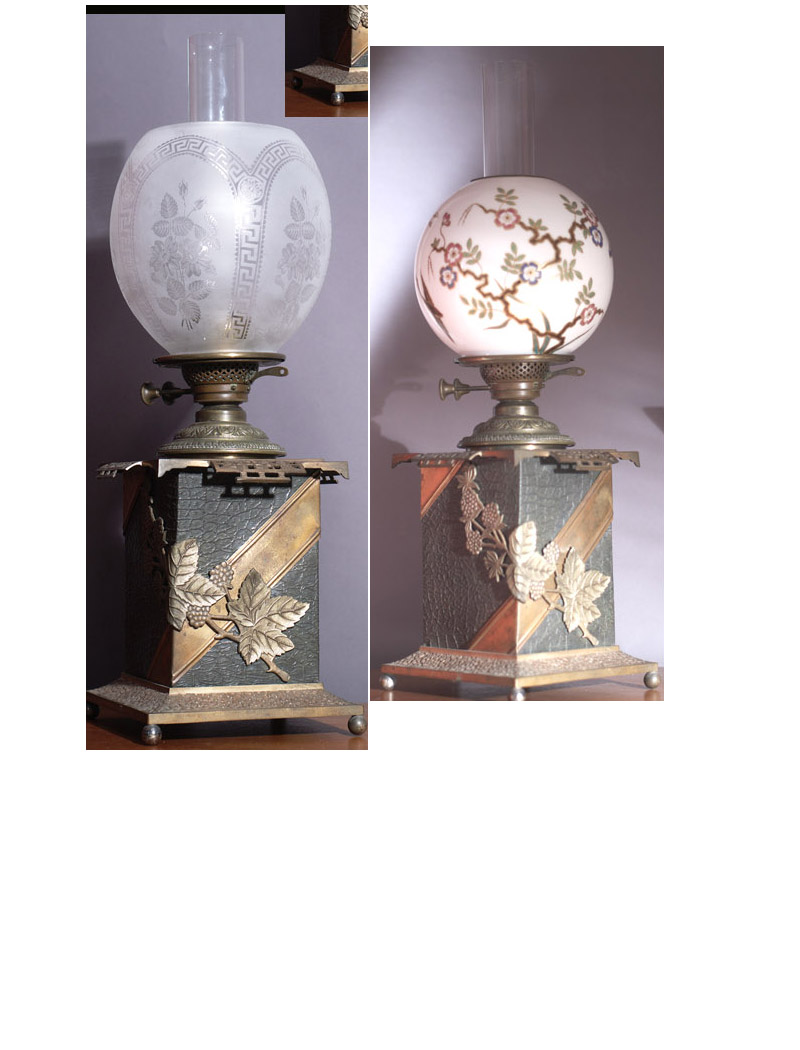 antique lamp lighting replacement shades for antique lamp. Black Bedroom Furniture Sets. Home Design Ideas